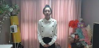 외질혜 사과 영상 캡처 © 갓잇코리아
