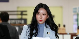 배우 윤지오씨 © 갓잇코리아