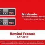 닌텐도 스위치 패미컴/NES '되감기' 기능 추가 ⓒ 갓잇코리아 / engadget 제공