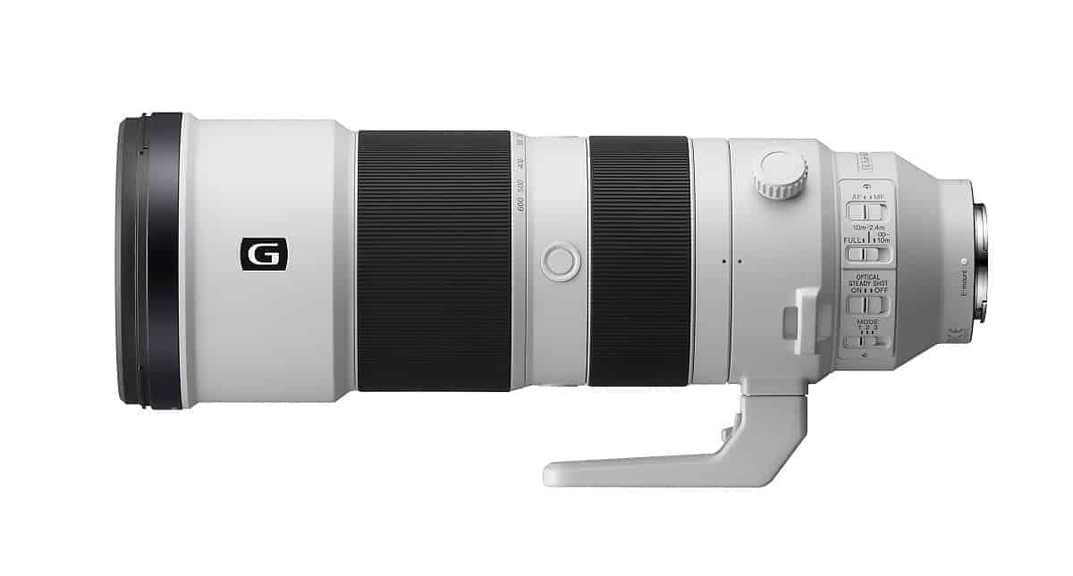 G 렌즈의 프리미엄 초망원 줌렌즈 'SEL200600G' ⓒ 갓잇코리아 / 사진제공 - 소니코리아