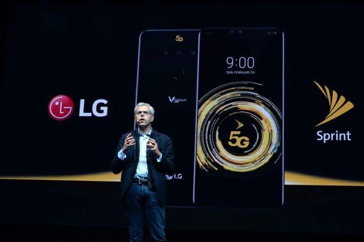 LG전자, V50 잘 팔았지만...폰 사업 17분기 연속 적자 ⓒ 갓잇코리아