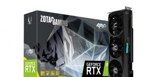 조텍 지포스 RTX 2070 SUPER Extreme 출시 ⓒ 갓잇코리아 / 조텍코리아 사진제공