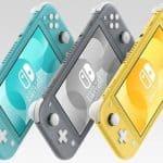 컴팩트한 휴대 전용 버전, '닌텐도 스위치 라이트' 공개 ⓒ 갓잇코리아