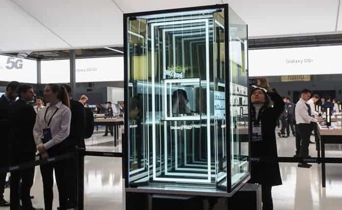 세계 최대 모바일 박람회 'MWC19' ⓒ 갓잇코리아