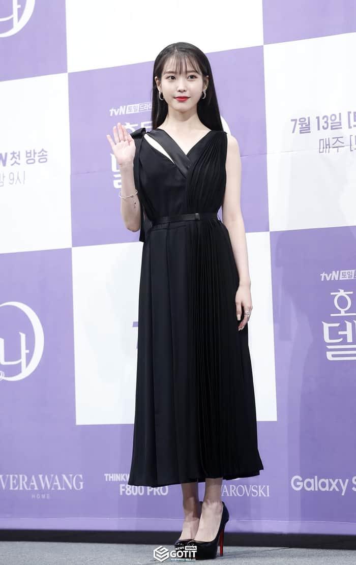 오늘은 가수 아이유 아닌 배우 이지은 ⓒ 갓잇코리아