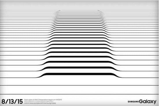 '삼성 언팩 2015' 갤럭시S6 초대장