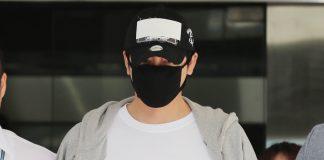 성폭행 혐의를 받고 있는 배우 강지환씨(본명 조태규) © 갓잇코리아