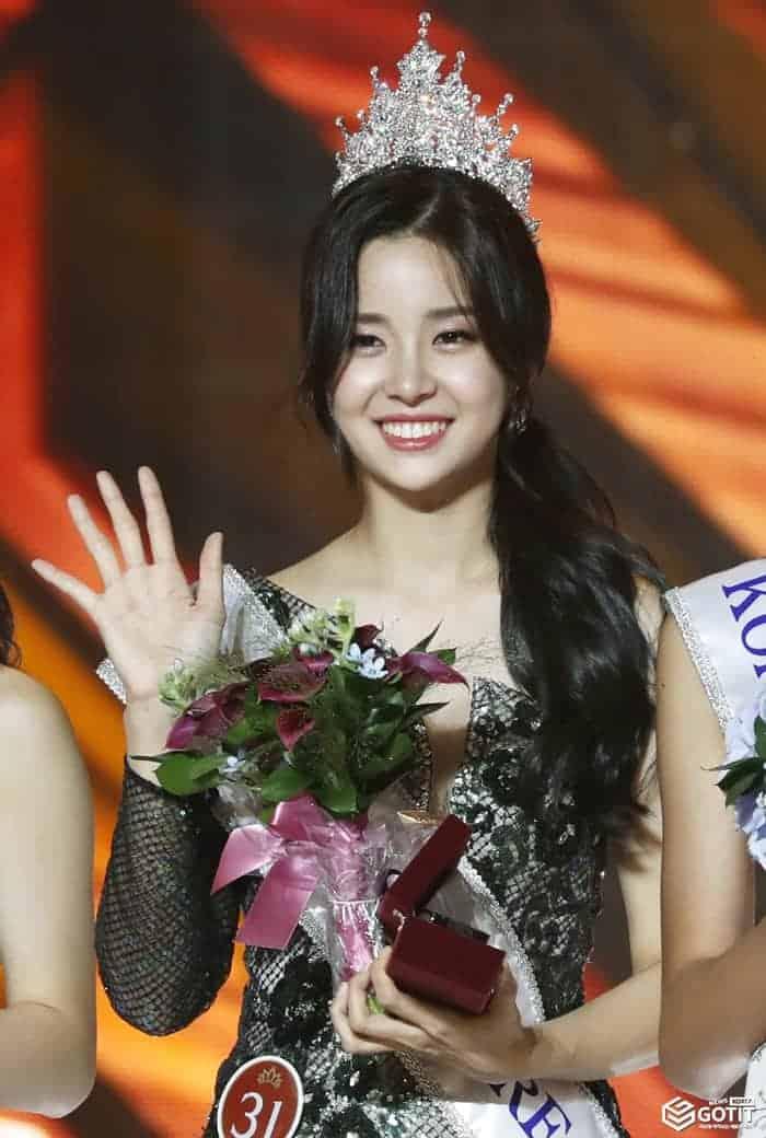 김세연, 2019 미스코리아 眞 왕관의 주인공 ⓒ 갓잇코리아