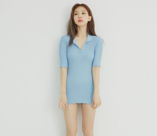 트와이스 나연 ⓒ 패션 매거진 '나일론' 제공