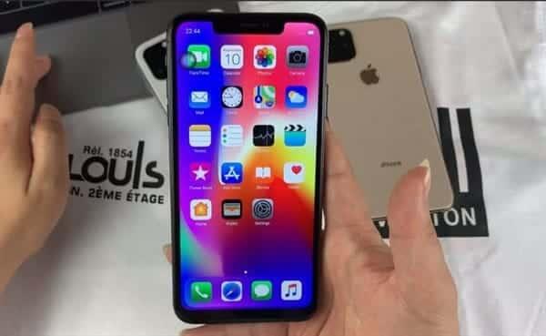 짝퉁 아이폰11 생각보다 고퀄? '안드로이드 OS' ⓒ 갓잇코리아 / 어메이징 언박싱