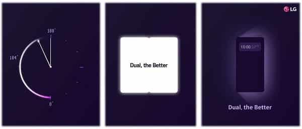 업그레이드된 듀얼스크린2 탑재! LG G8X ThinQ 티저공개