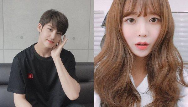 좌 '송유빈 / 우 '김소희' ⓒ 김소희 인스타그램 / 갓잇코리아