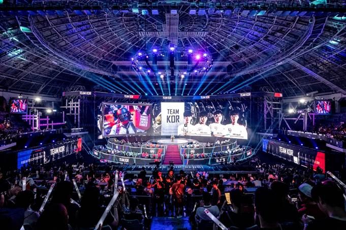 한국 1일차 종합 1위 차지 / 2019 펍지 네이션스 컵