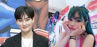 강타(왼쪽), 한가인(출처 본인 SNS) © 갓잇코리아