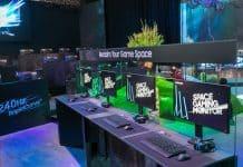 삼성전자 '게임스컴 2019'에서 스페이스 게이밍 모니터 32형 공개 ⓒ 사진출처 - 삼성전자 / 갓잇코리아