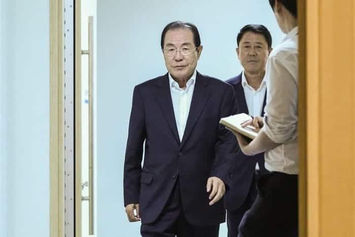 윤동한 한국콜마 회장...'막말 동영상' 파문에 사퇴 ⓒ 갓잇코리아