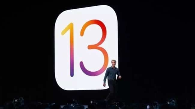 """애플, iOS13 출시 """"다크모드 지원, 속도 2배 빨라져"""""""