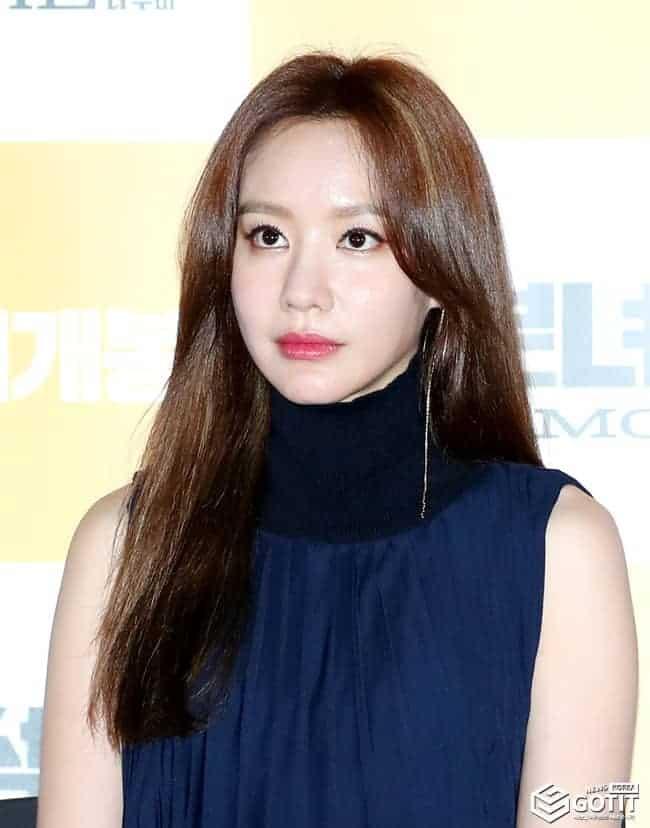 김아중, '나쁜녀석들' 반응이 궁금해 / 나쁜녀석들 : 더무비 기자 간담회 ⓒ 갓잇코리아