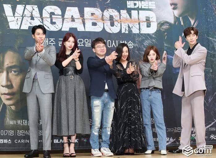 '배가본드'  출연진 ⓒ 갓잇코리아