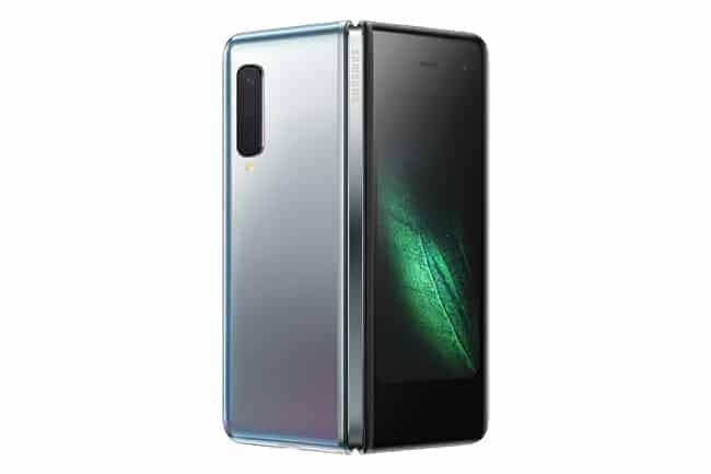 삼성전자가 접이식 스마트폰 갤럭시 폴드(Galaxy Fold)를 (삼성전자 제공) ⓒ 갓잇코리아