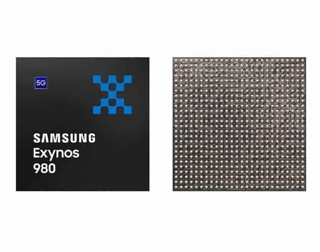 삼성전자 엑시노스(Exynos) 980(삼성전자 제공) © 갓잇코리아