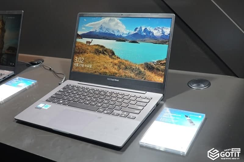 성능과 내구성 모두 잡은 커머셜 노트북 'P3540'