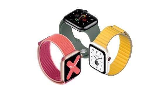 애플 워치 5 ⓒ