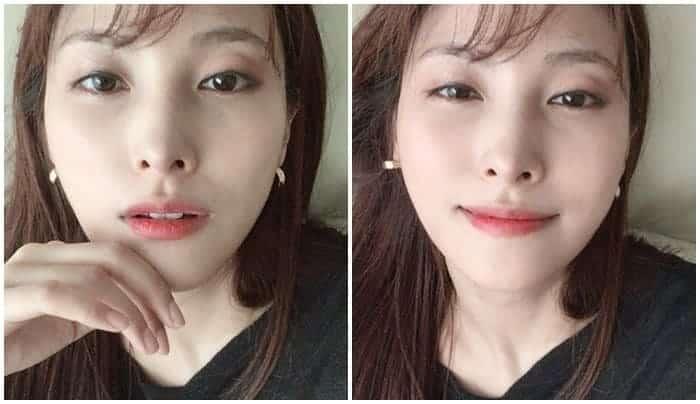 박규리 인스타그램 캡쳐 ⓒ 갓잇코리아