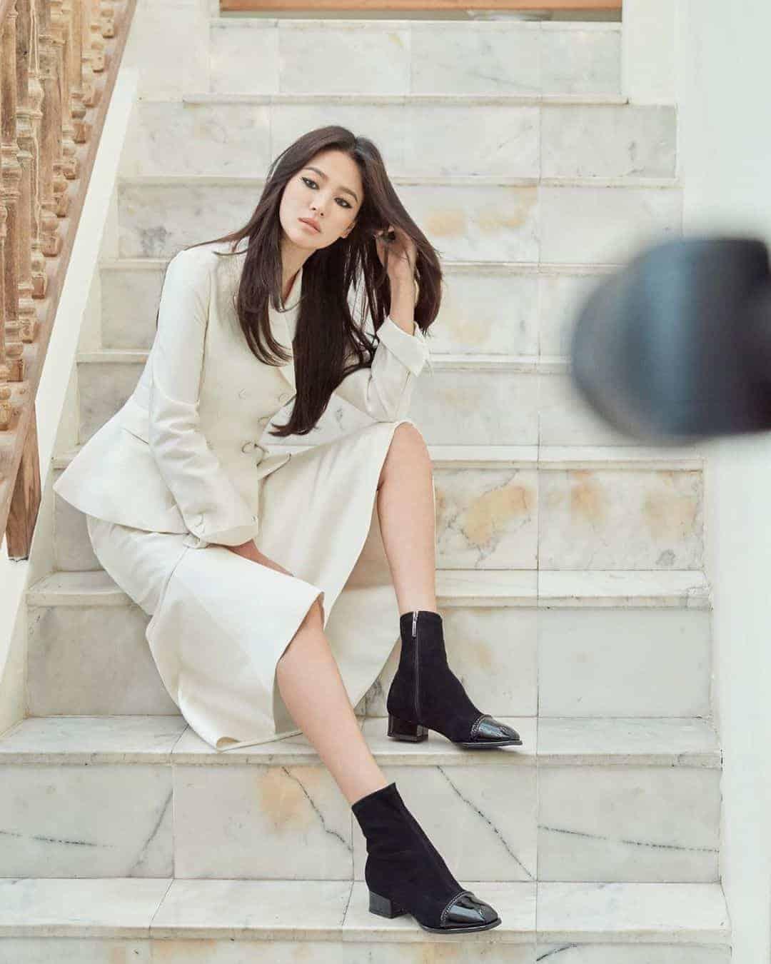 송혜교 인스타그램 © 갓잇코리아