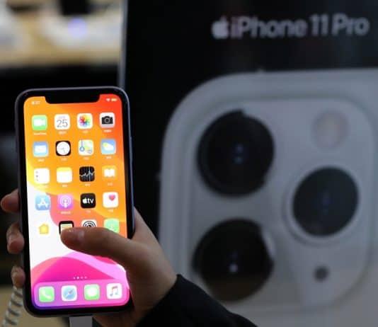 아이폰11 출시 '개통시작' ⓒ 갓잇코리아