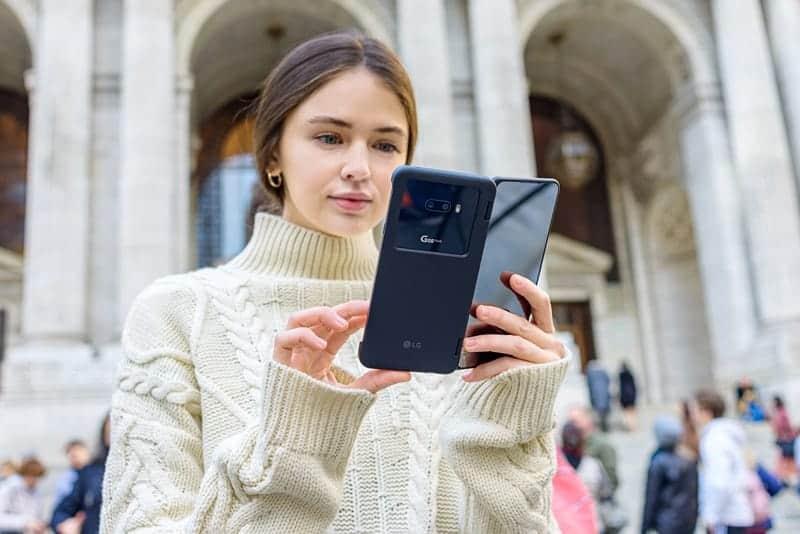 LG전자, 듀얼스크린 5G폰으로 모바일 흑자전환 노린다 ⓒ 갓잇코리아