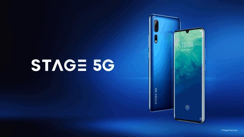 카카오 계열사 스테이지파이브가 'STAGE 5G' 스마트폰을 국내 출시했다 © 갓잇코리아