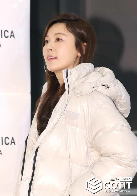 김하늘, 화이트 여신 ⓒ 갓잇코리아