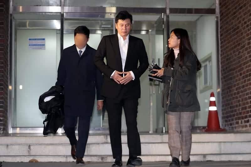 뉴스 홈 > 사회 '협박 혐의' 양현석 14시간 경찰 조사 뒤 귀가...영장 신청 검토