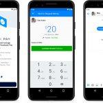 페이스북이 공개한 간편결제 서비스 '페이스북페이' 이용화면 (페이스북 뉴스룸 갈무리) © 갓잇코리아