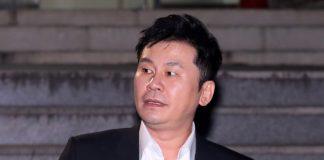 협박 혐의' 양현석 14시간 경찰 조사 뒤 귀가...영장 신청 검토