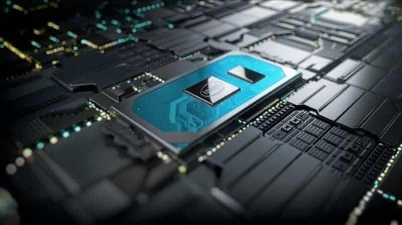 인텔 10세대 코어 i7 모바일 프로세서가 탑재되었다