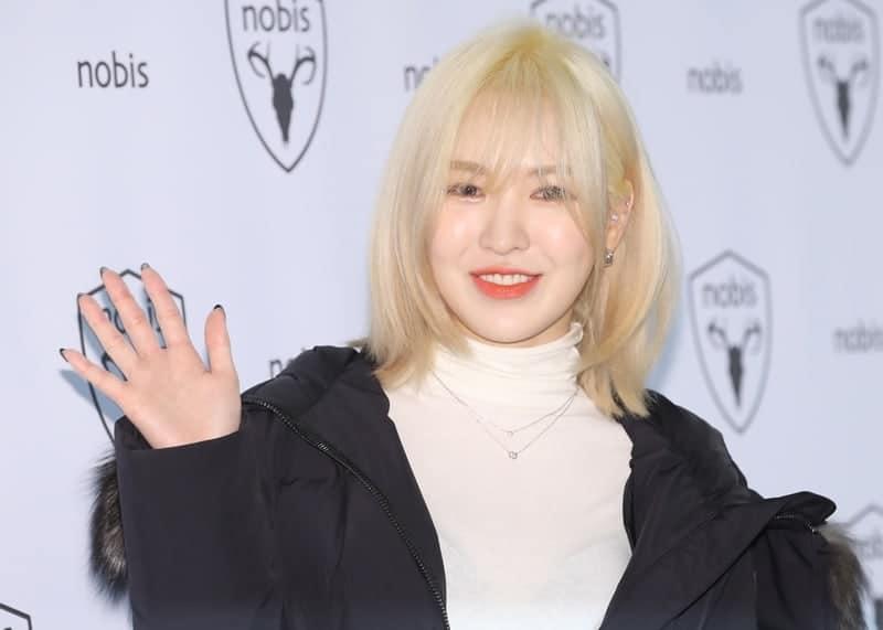 레드벨벳 웬디, 요정 미소 ⓒ  갓잇코리아