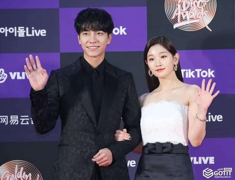 이승기-박소담, '골든디스크 선남선녀 MC'