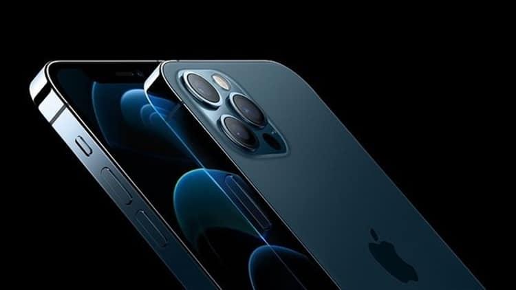 애플 아이폰 출시 2달만에 5G 시장점유율 2위 달성!