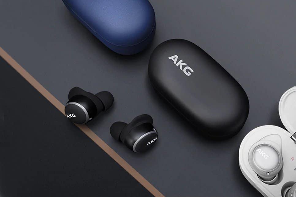 삼성전자 '양공작전'으로 애플 공략...'AKG N400' 노이즈 캔슬링 무선이어폰