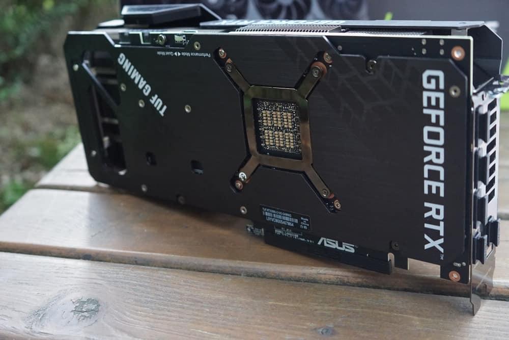 ASUS TUF Gaming 지포스 RTX 3080 O10G