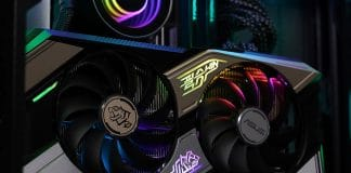 ASUS KO Gaming GeForce RTX™ 3070 : AURA Sync RGB