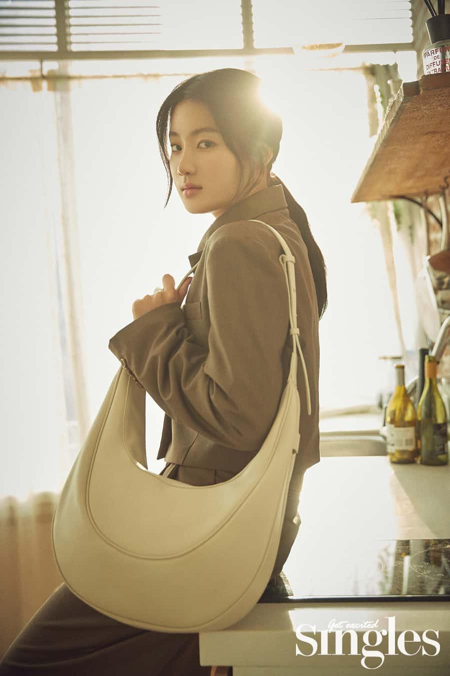 <좀비탐정, 박주현> 성숙한 여성미 물씬 풍기는 패션 화보 공개!