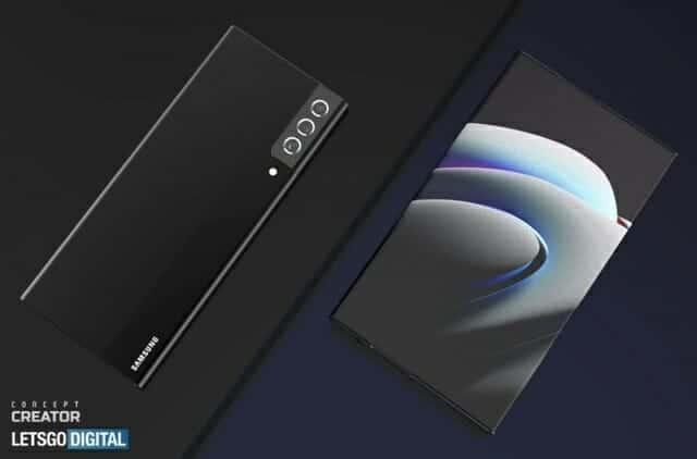 후면 트리플 카메라가 탑재된 모습 [출처: 렛츠고디지털]