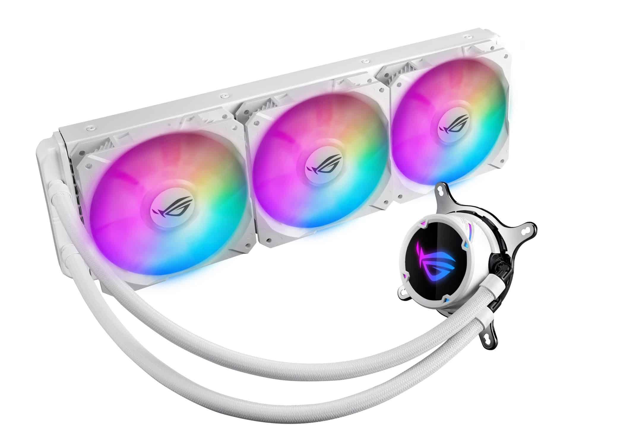 ROG STRIX LC 360 RGB WE