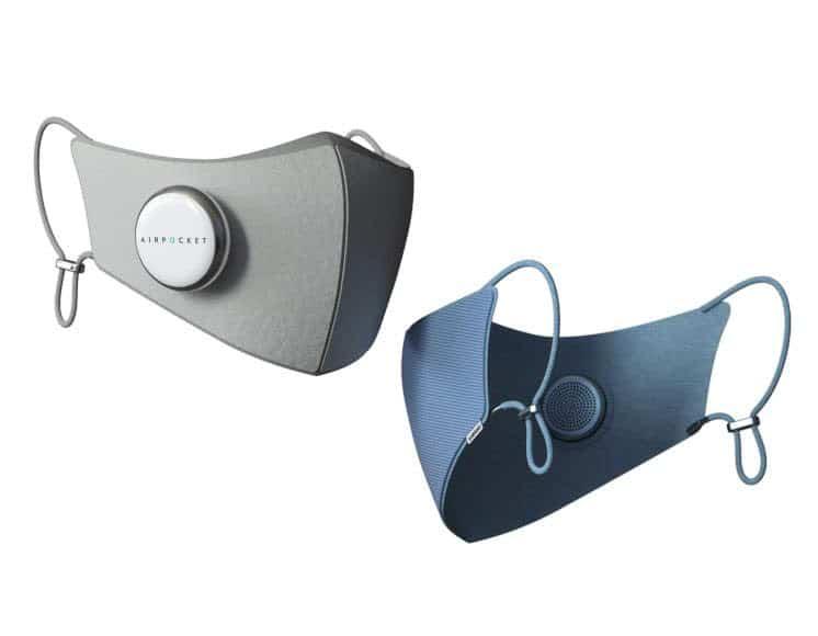 삼성전자 C랩 에어포켓 / 배터리 충전이 필요하지 않은 산소 흡착 기술 마스크