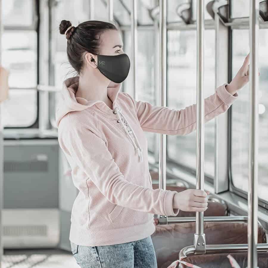 CES2021에 등장한 혁신적인 마스크! 대체 뭐길래