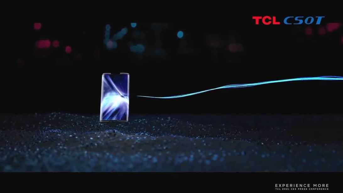 CES2021 TCL 자료 제공 / 폴더블 스마트폰