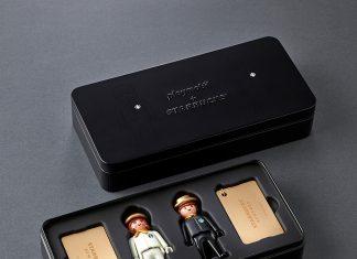 스타벅스 x 플레이모빌 한정판 키체인 피규어 & 골드카드 세트 ⓒ Starbucks